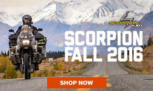 Scorpion Fall 2016 Launch