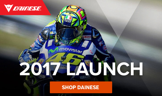 Dainese 2017 Launch