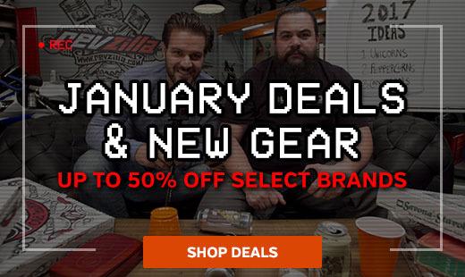January 2017 Deals