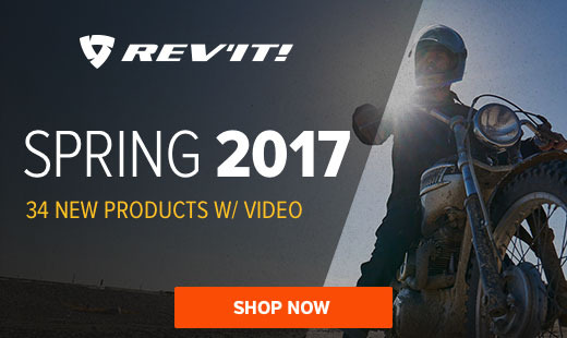 REV'IT! Spring 2017