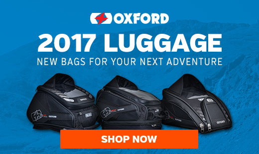 Oxford Luggage Spring 2017