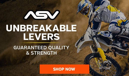 ASV Dirt Levers