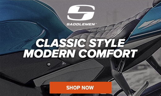 Saddlemen Seats Street