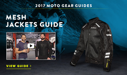Mesh Jackets Gear Guide