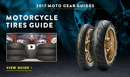 Motorcycle Tires Gear Guide