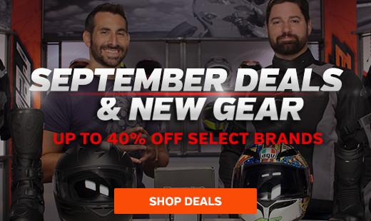 September Deals 2017