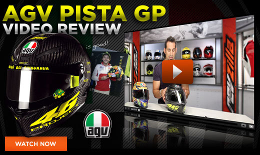 AGV Pista Helmet Review