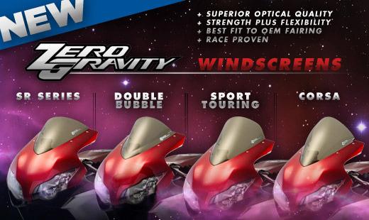 Zero Gravity Windscreens