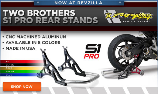 S1 Pro Rear Stands