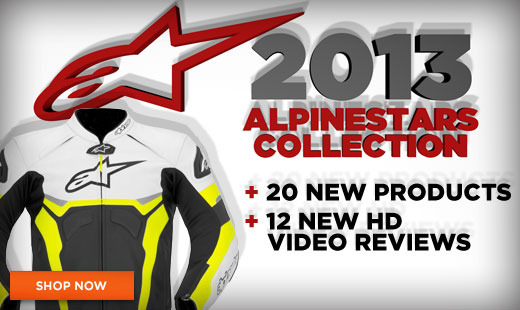2013 Alpinestars Collection