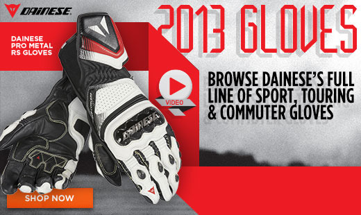 Dainese 2013 Gloves