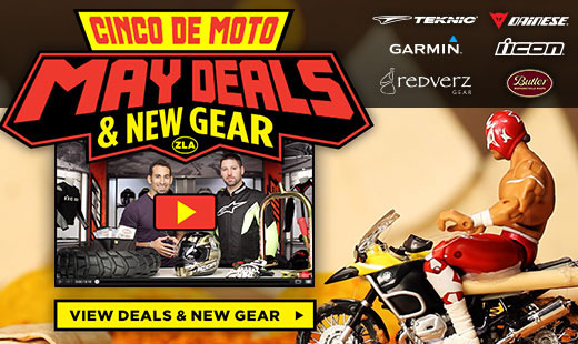 May Deals and New Gear