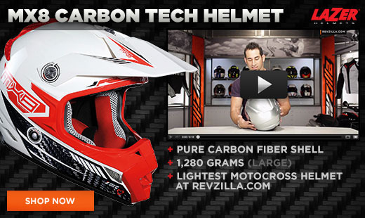 Lazer MX8 Carbon
