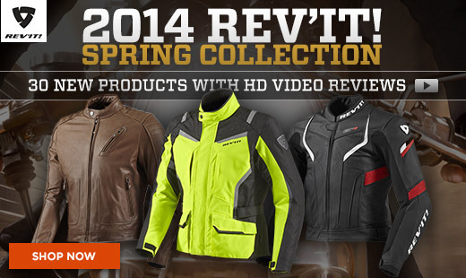 2014 REV'IT! Spring Collection