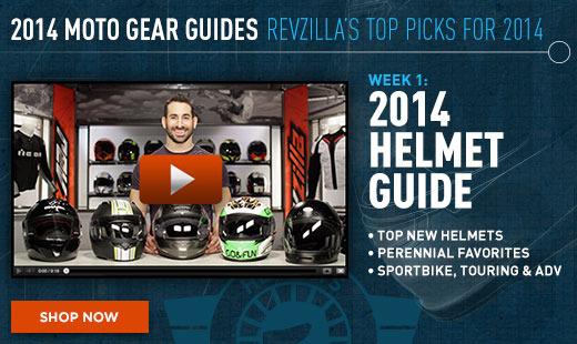 2014 Helmet Gear Guide