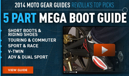 2014 Gear Guide Boots