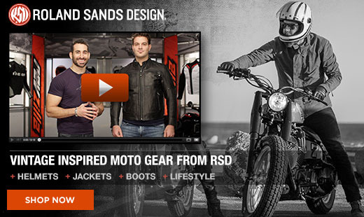 Roland Sands Design Update