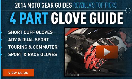 2014 Gear Guide Gloves