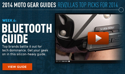 2014 Gear Guide Bluetooth