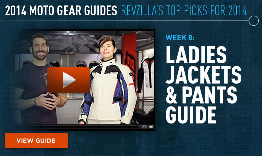 2014 Gear Guide Ladies Jackets