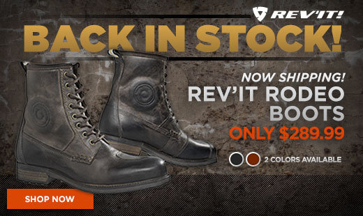 Revit Rodeo Boots
