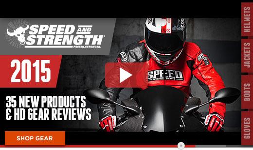 2015 Speed & Strength