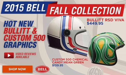 2015 Bell Helmets