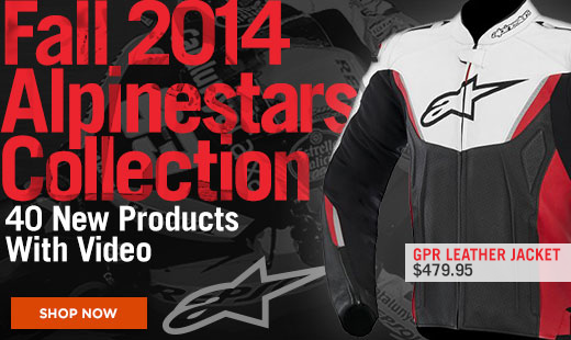 2014 Alpinestars 520