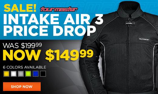 Tourmaster Intake Price Drop 520