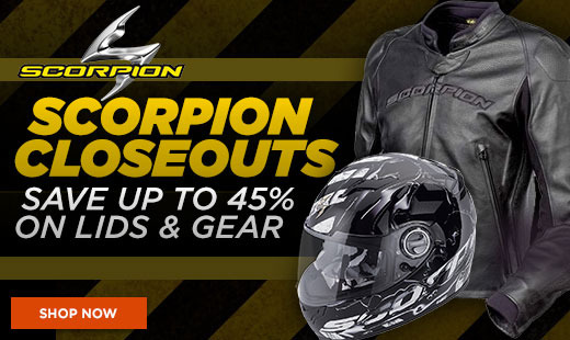 Scorpion Closeouts