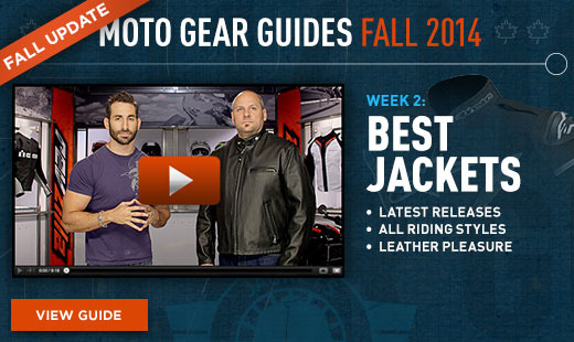 Gear Guide Jackets 520