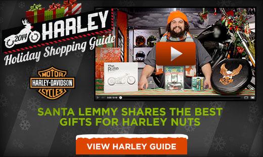 Harley Shopping Guide