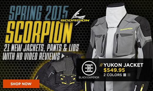 Scorpion Spring 2015