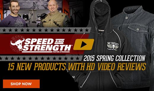 Speed & Strength Spring 2015