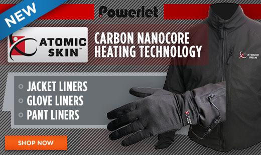 Powerlet Atomic Skin