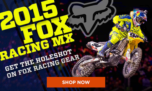 2015 Fox Racing MX