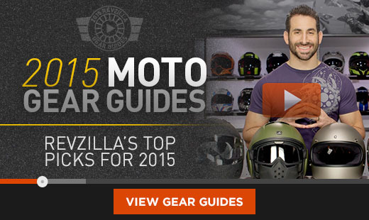 2015 Moto Gear Guides