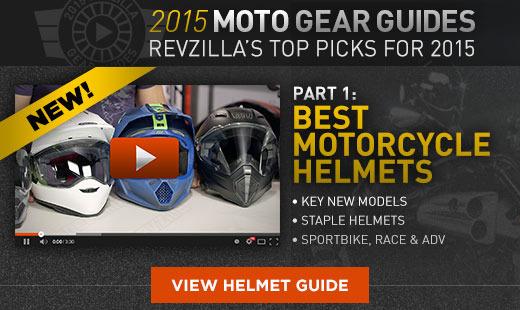 2015 Helmet Gear Guide