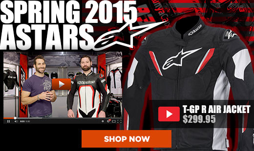Alpinestars 2015 Spring Launch
