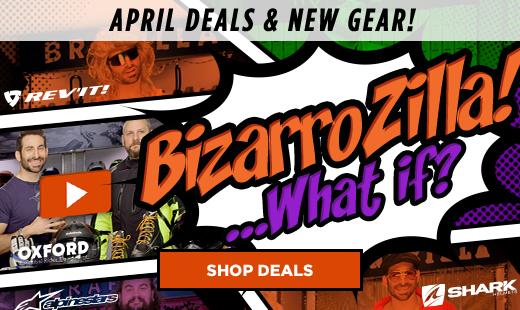 April 2015 Deals & New Gear