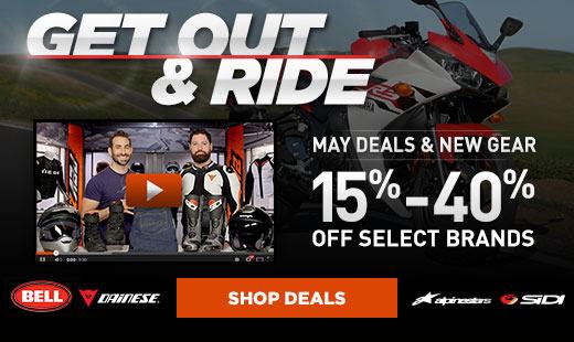 May 2015 Deals & New Gear