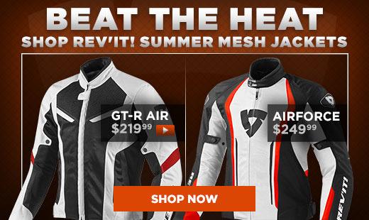 REV'IT! Summer Mesh