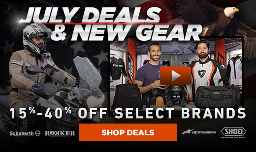 July 2015 Deals & New Gear