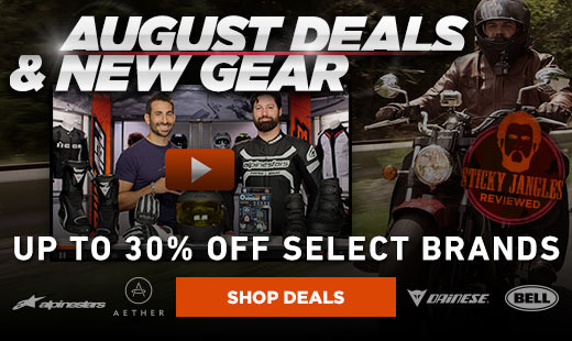August 2015 Deals & New Gear