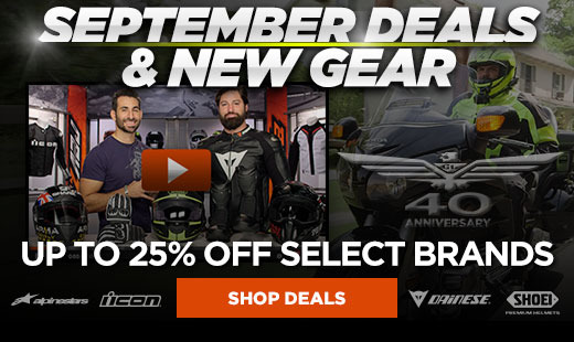 September 2015 Deals & New Gear
