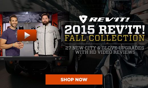 REV'IT! Fall 2015