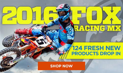 2016 Fox Racing