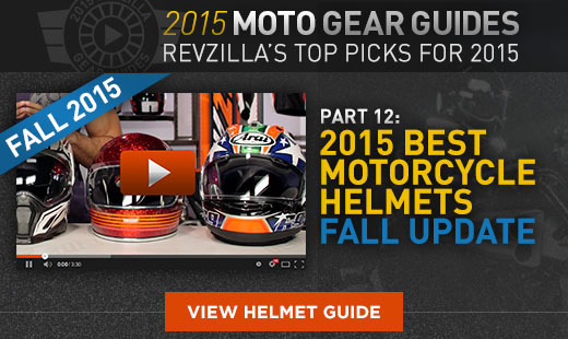 Fall 2015 Helmets Gear Guide