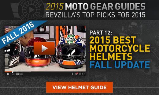 Fall 2015 Helmets Gear Guide