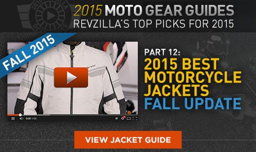 Fall 2015 Jackets Gear Guide